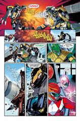 Могучие Рейнджеры Морферы Силы. Год первый. Полное издание. Эксклюзивное издание для 28ой (ПРЕДЗАКАЗ!)