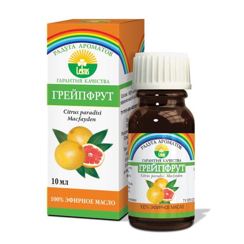 Грейпфрут 10мл (ЛЕКУС)