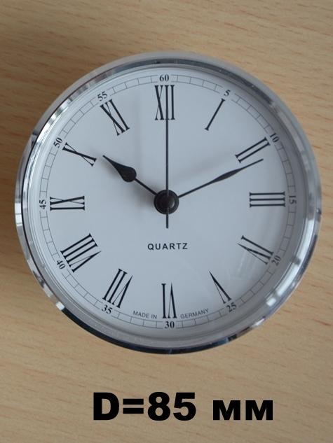 Циферблат D 85 см настольных часов в кожаном корпусе.