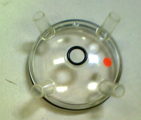 21200133 Верхняя часть коллектора с дном из нерж. стали для UNIFLOW3
