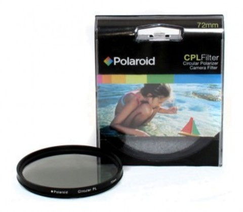 Поляризационный фильтр Polaroid CPL 77mm