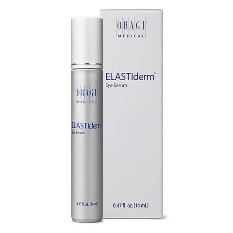 Сыворотка для комплексного ухода за кожей вокруг глаз Elastiderm Complete Complex Serum.