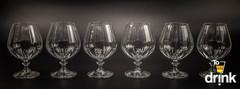Набор из 6 бокалов для бренди, 400 мл, фото 2