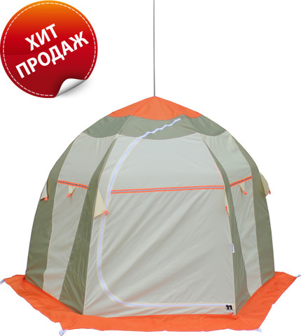 Зимняя палаткаНельма-2 Люкс