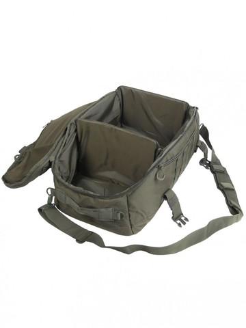 Тактический рюкзак сумка (баул) Gongtex Traveller Duffle Backpack (55 л), Олива