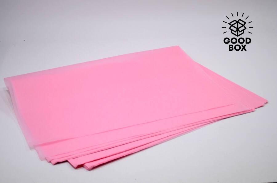 Подарочная оберточная бумага тишью
