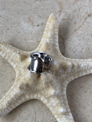 Кафф Бони, серебряный цвет