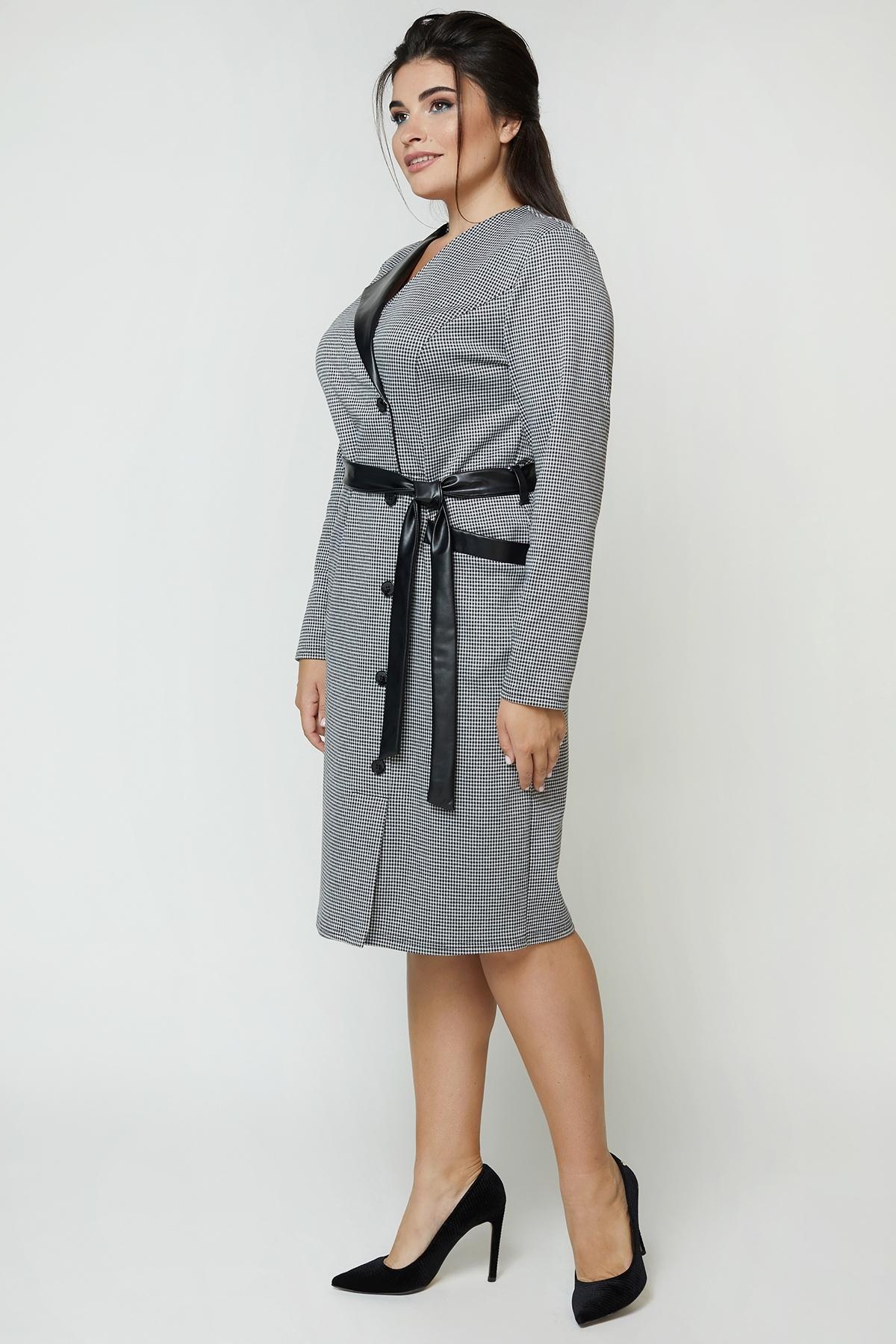 Сукня Касандра (сірий)