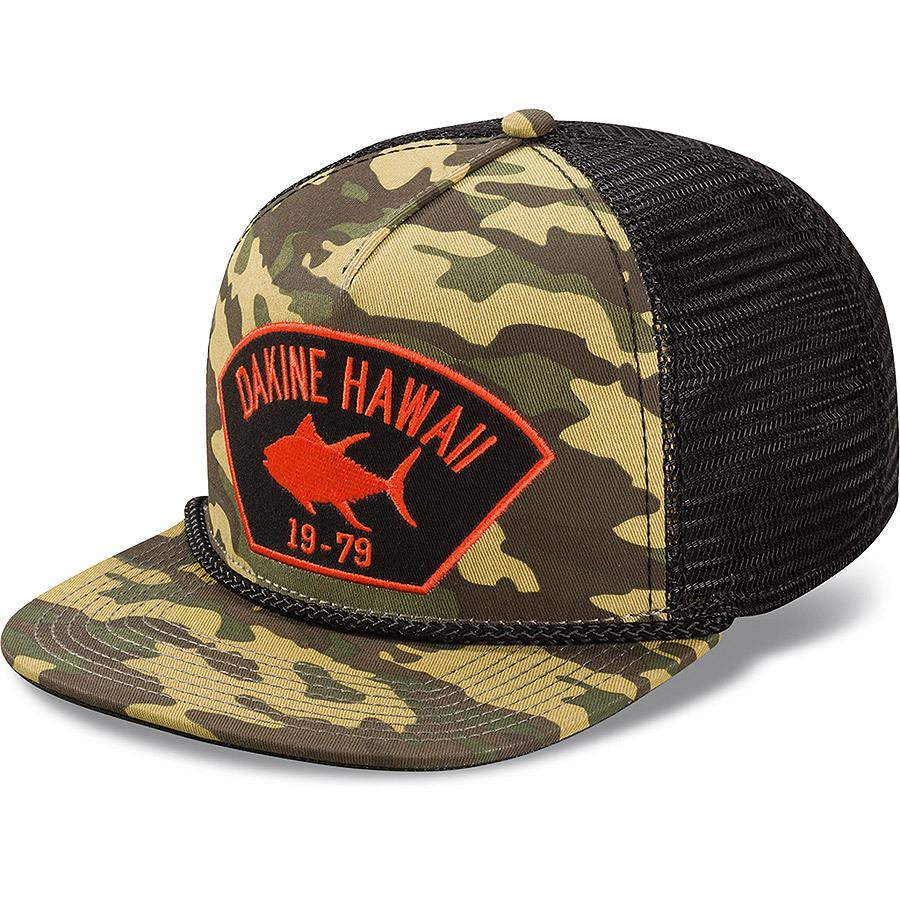 Кепки, панамы, шляпы Кепка Dakine BIG TUNA TRUCKER CAMO 2015S-08640024-BigTunaTrucker-Camo.jpg