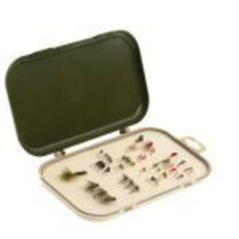 Коробка с мягким вкладышем (для мушек, мормышек) AQUATECH 2100