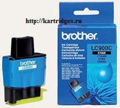 Картридж Brother LC900C