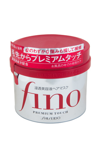 Shiseido маска для волос Fino Premium Touch
