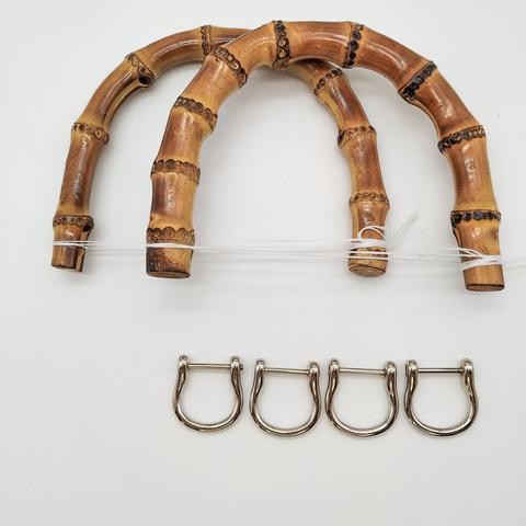 Ручки для сумок бамбуковые