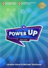 Power Up 4 Class CD лицензия .х4