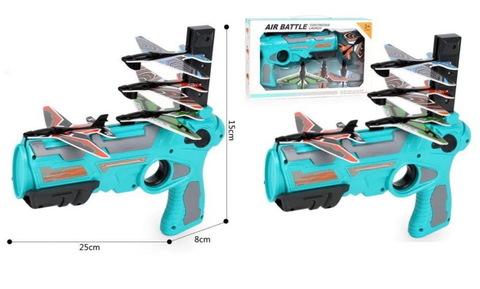 Пистолет Air Battle катапульта с летающими самолетами