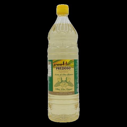 Уксус винный белый 6% PREZIOSO ESPERIENZA, 1 л