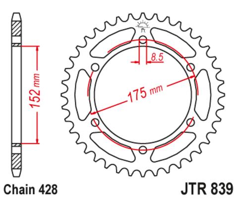 JTR839