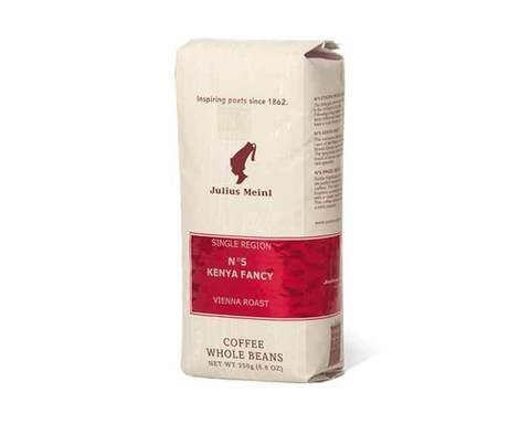 Кофе в зернах Julius Meinl Kenya Fancy №5, 250 г