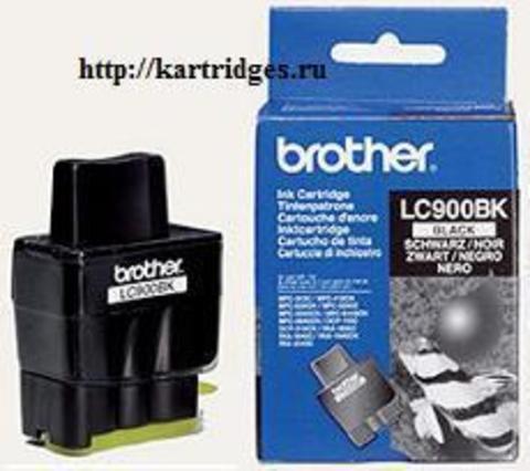 Картридж Brother LC900BK