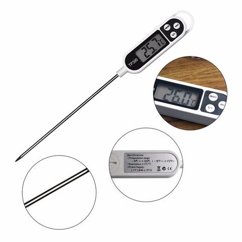 Термометр для готовки электронный TP300 белый