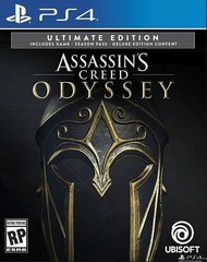 Assassin's Creed Одиссея – ULTIMATE EDITION PS4   PS5