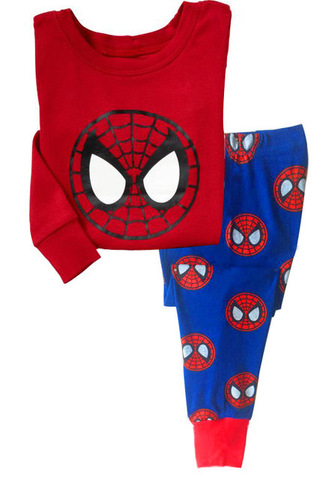 Пижама для мальчика Cпайдермен