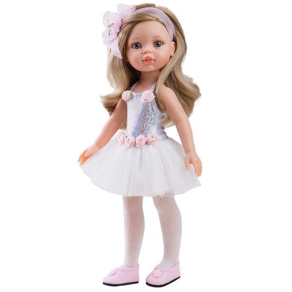 Кукла Карла балерина 32 см Paola Reina (Паола Рейна) 04447