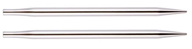 Спицы KnitPro Nova Metal съемные 4,0 мм 10402