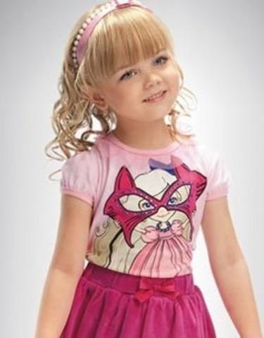 GTR306 футболка для девочек