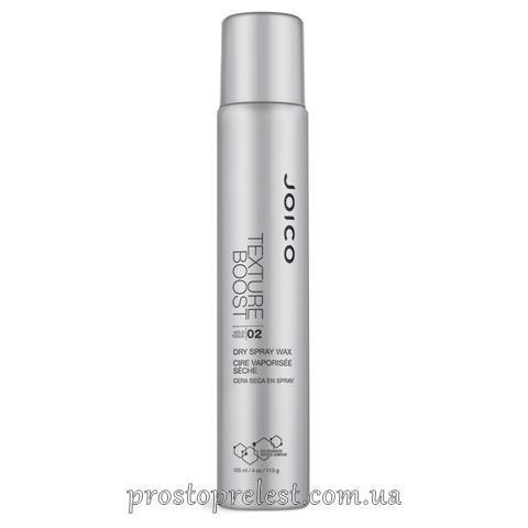 Joico Texture Boost Dry Spray Wax - Спрей сухий віск рухомої фіксації