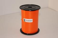 Лента простая (0,5см*500м) Оранжевая