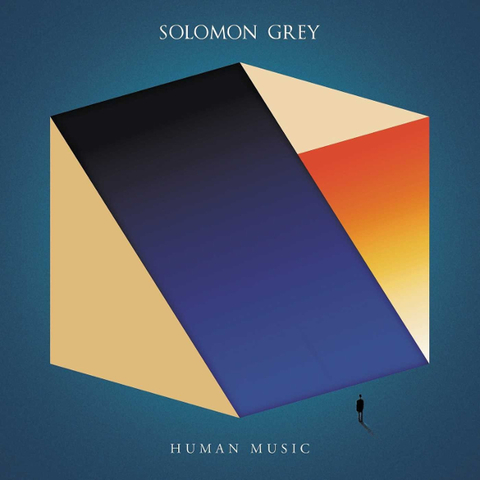 Solomon Grey / Human Music (LP)