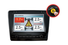Купить датчики давления в шинах ParkMaster TPMS 4-01 напрямую от производителя, недорого с доставкой.