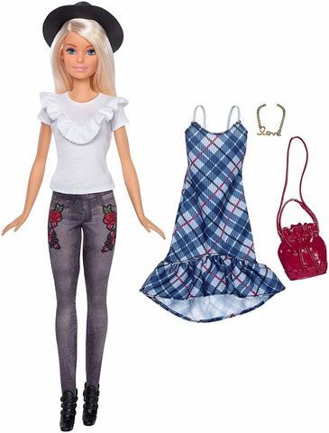 Кукла Barbie Fashionistas Игра с модой