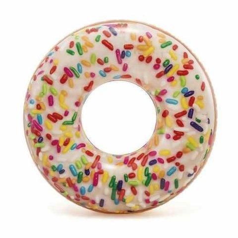 Надувной круг Intex 56263NP Пончик 114 см от 9 лет