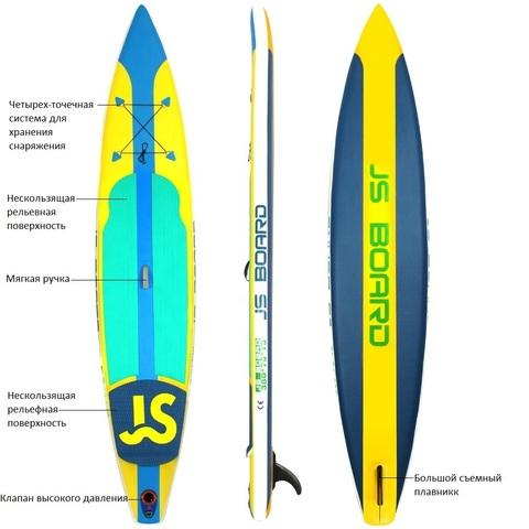 Сап борд JS 380 см – 88003332291 изображение 3