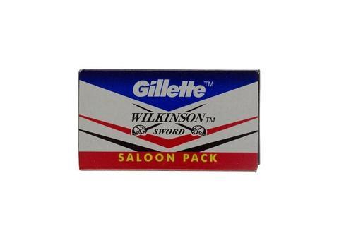 Лезвия GILLETTE Wilkinson Sword Saloon pack 10 шт