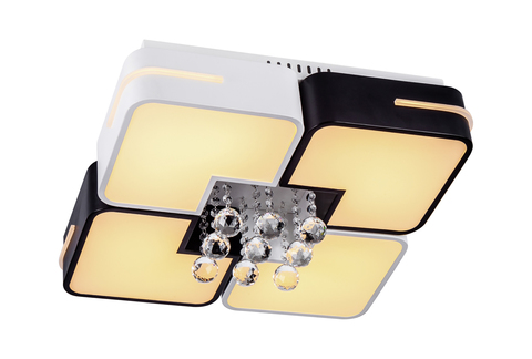 Потолочный светильник Escada 10215/4 LED*60W White/Black
