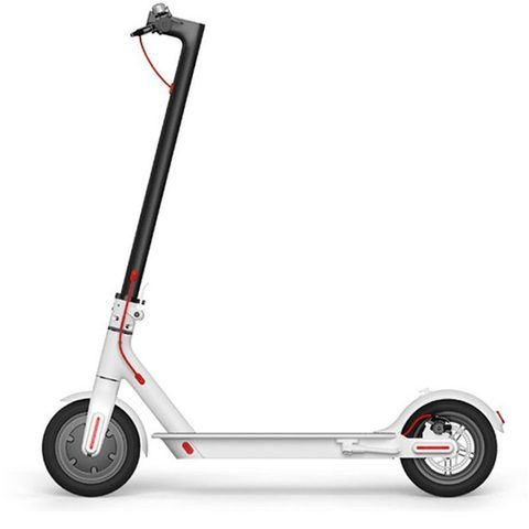 Электросамокат Xiaomi Mi Electric Scooter 1S Белый