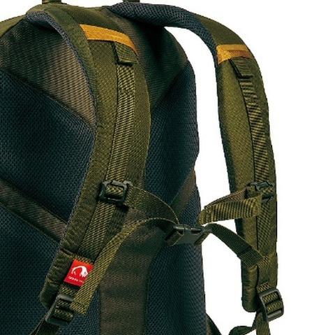 Картинка рюкзак для ноутбука Tatonka Parrot 29 Red - 11
