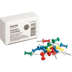 Кнопки силовые Attache Economy (10 мм, 50 штук в упаковке)