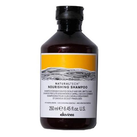 Davines NaturalTech Nourishing: Питательный шампунь для волос (Nourishing Shampoo)