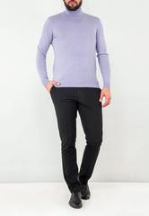 Джемпер мужской G123-150160 (сиренев.меланж)
