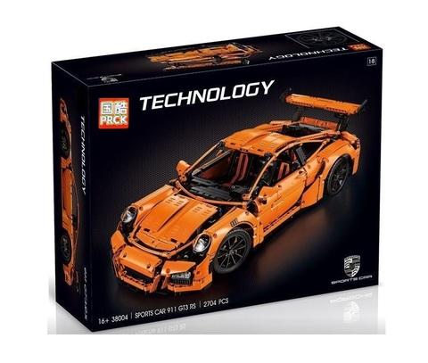 Конструктор Technology 38004 Porsche 911 GT3 RS