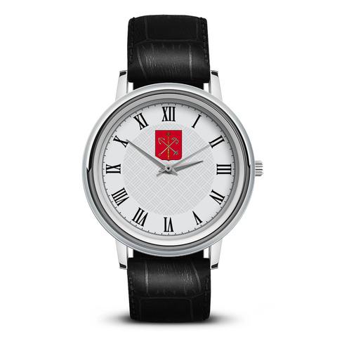 Сувенирные наручные часы с надписью Санкт Петербург