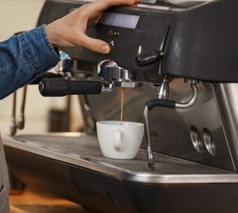 Обслуживание кофейного оборудования