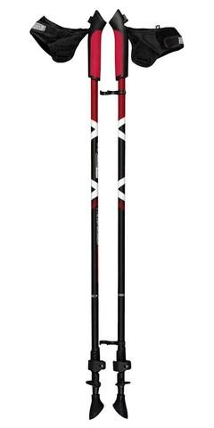 Скандинавские палки Nordic Walking Extreme Clip телескопические