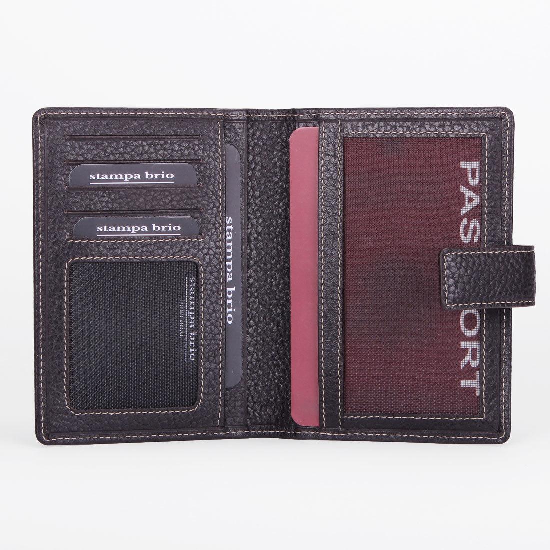 212 - Обложка для паспорта