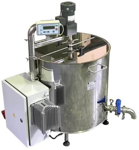 Сыроварня Молзавод на 80 литров Форком - автоматическая, удобная, недорогая