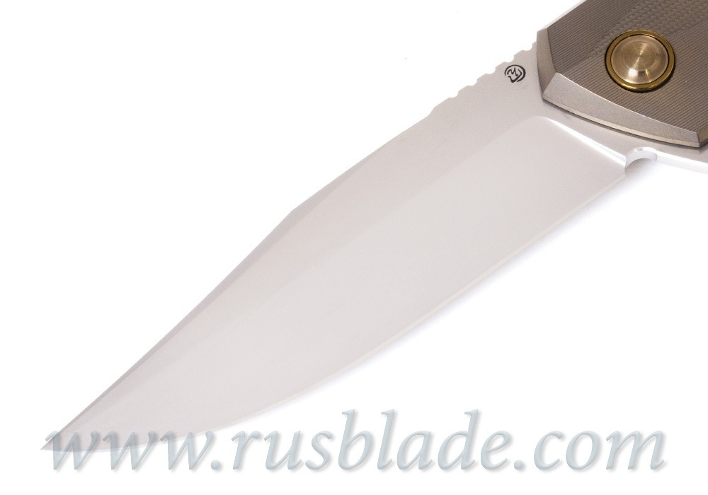 Cheburkov Bear Knife Limited M398 #22 - фотография